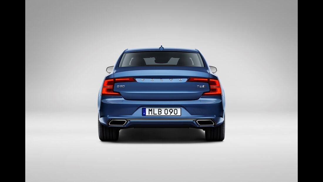 Volvo V90 R-Design, Volvo S90, R-Design, Sportpaket, 06/2016