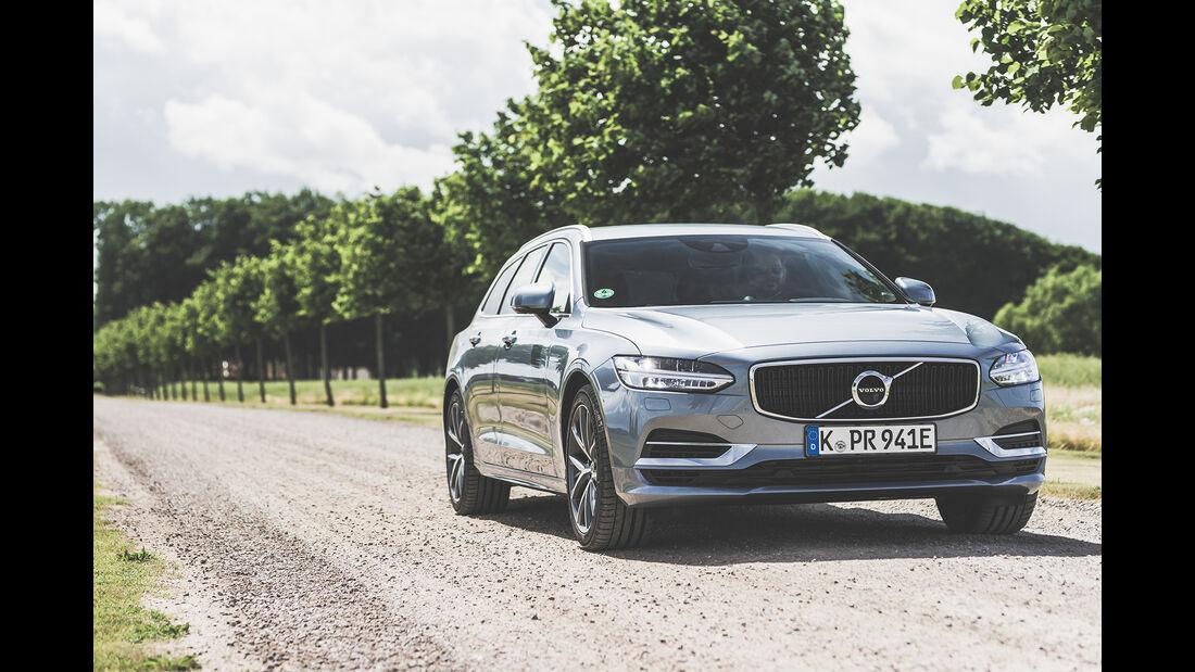 Volvo V90 T8, Exterieur