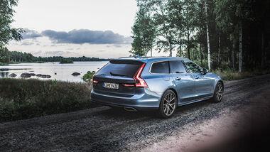 Volvo V90 T8, ams 2520