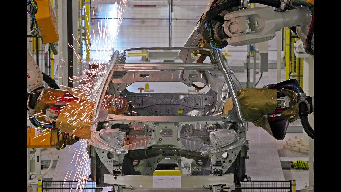 Volvo-Werk USA
