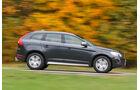 Volvo XC 60 D3 R Design, Seitenansicht