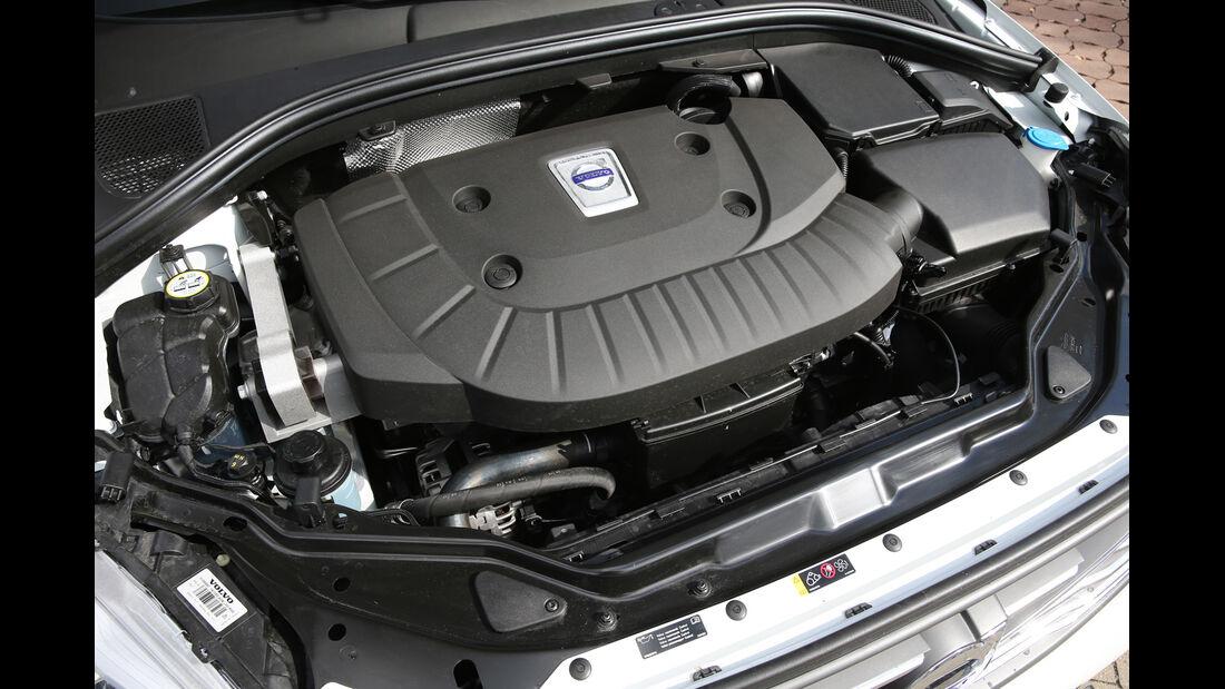 Volvo XC 60 D4 AWD, Motor