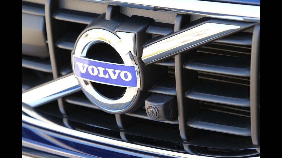 Volvo XC 60 Drive Ocean Race, Emblem