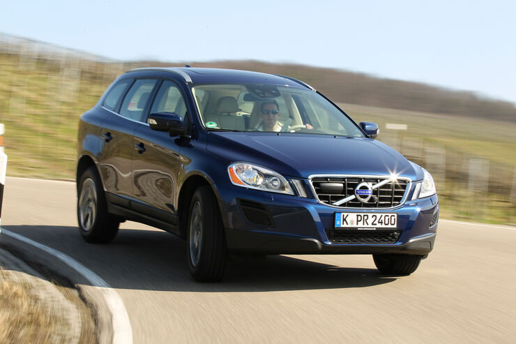 Volvo XC 60 Drive Ocean Race, Frontansicht