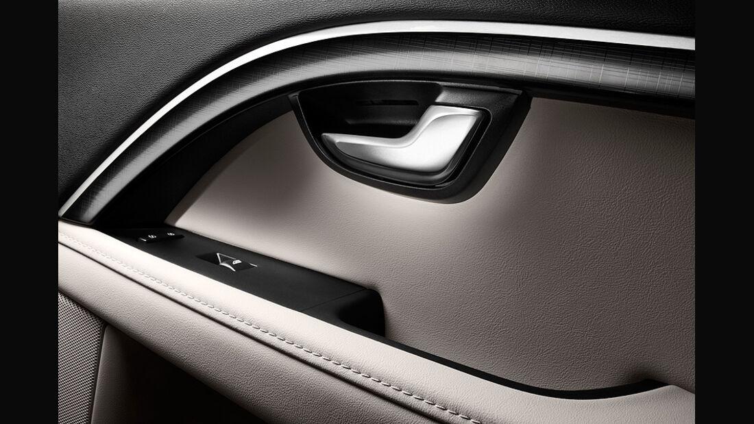 Volvo XC 70 Innenraum, Türverkleidung