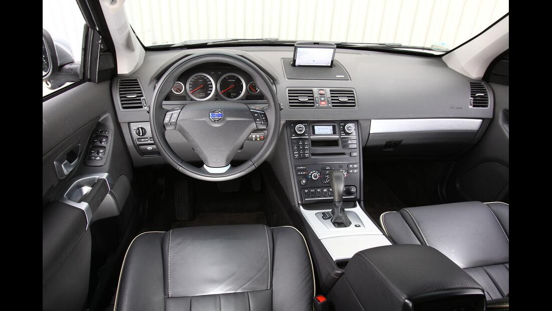 Volvo XC 90 D5 AWD Summum, Cockpit