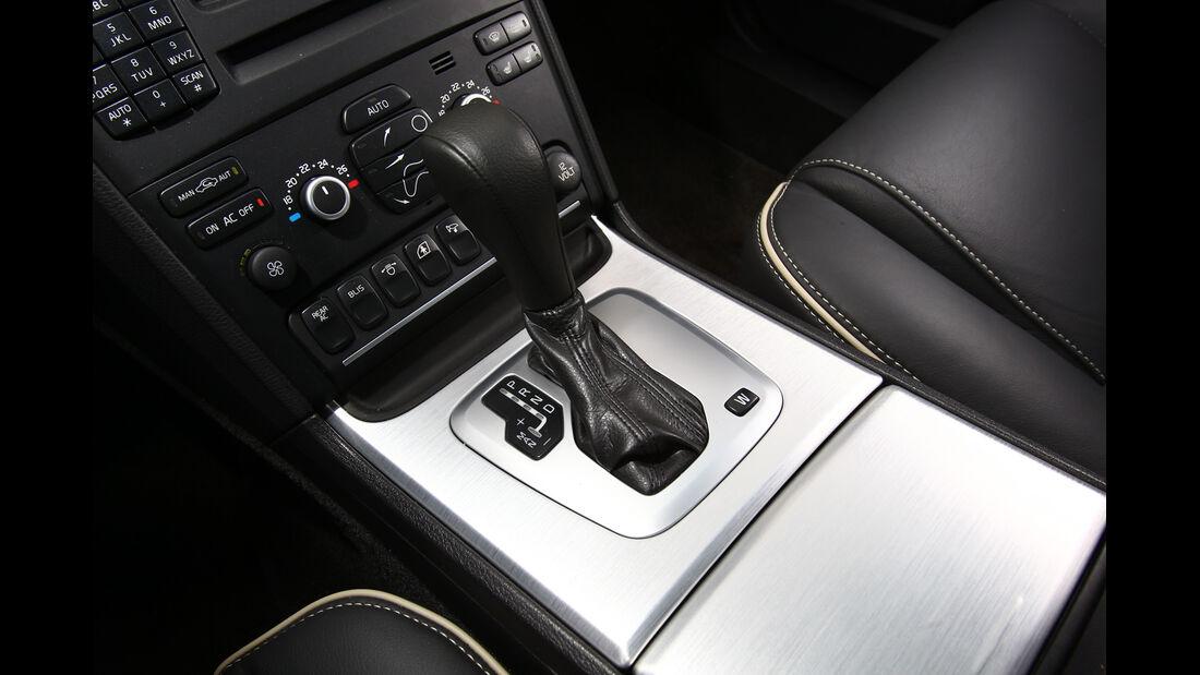 Volvo XC 90 D5 AWD Summum, Schalthebel, Schaltknauf