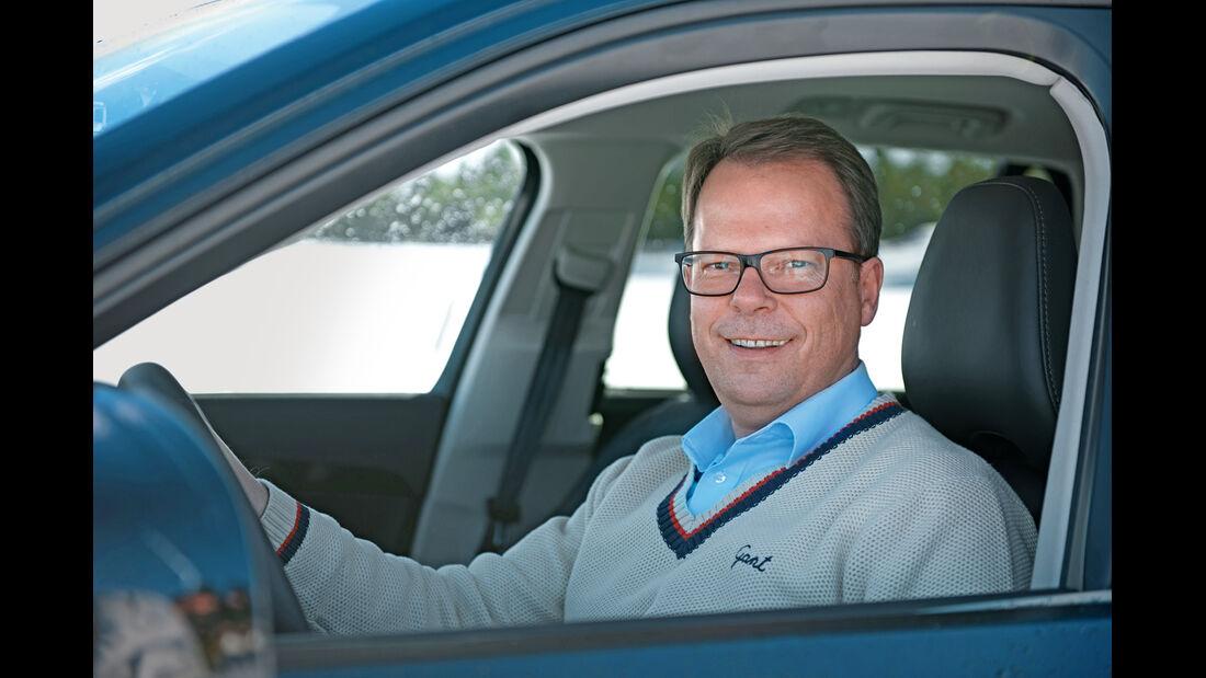 Volvo XC 90, Peter Mertens