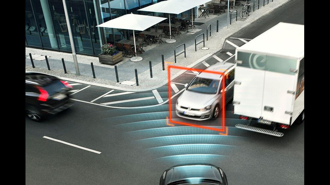Volvo XC 90 Sicherheitssysteme