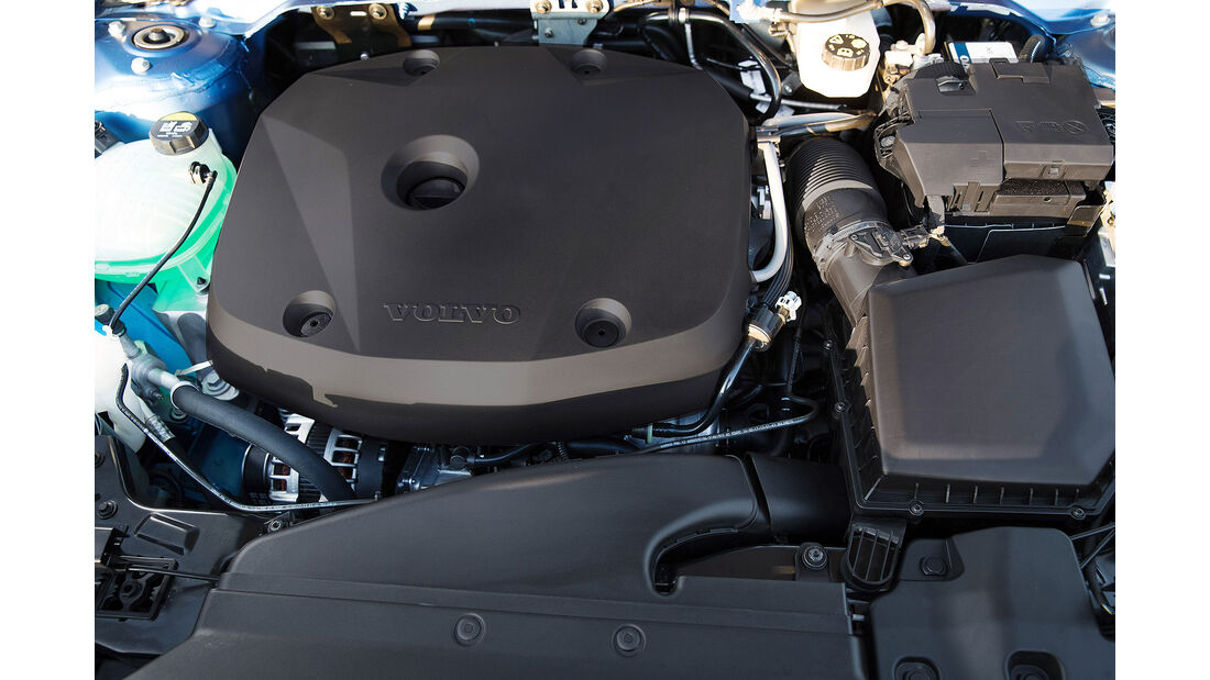 Volvo XC40 (2018) Kofferraum