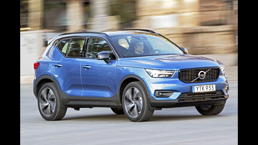 Volvo XC40, Best Cars 2020, Kategorie I Kompakte SUV/Geländewagen