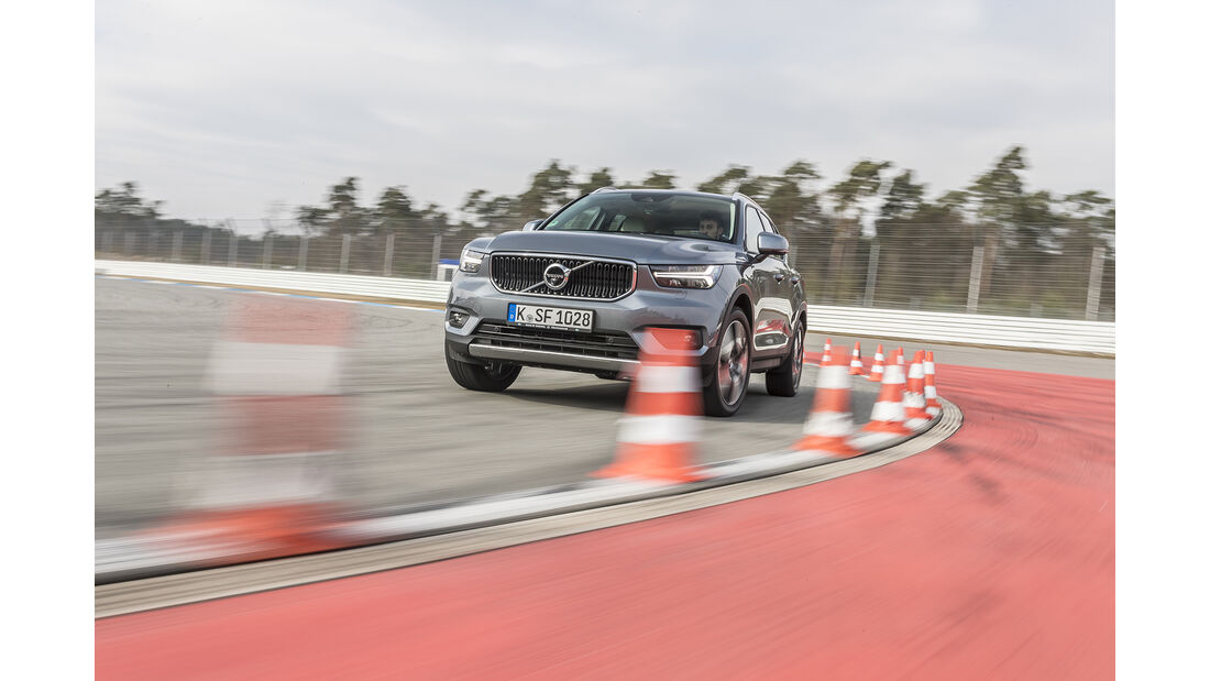 Volvo XC40 D4 AWD, Exterieur