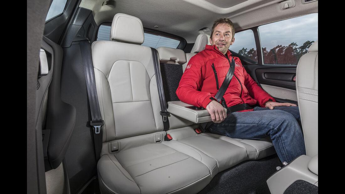 Volvo XC40 D4 AWD, Interieur