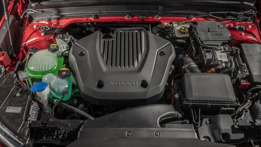 Volvo XC40, Exterieur