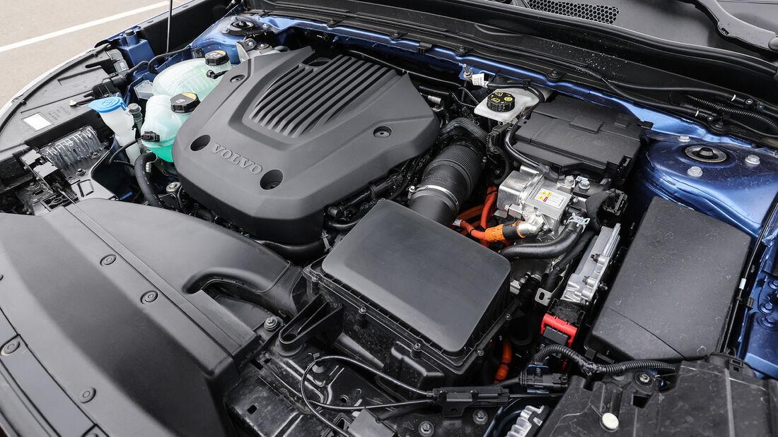 Volvo XC40, Motor