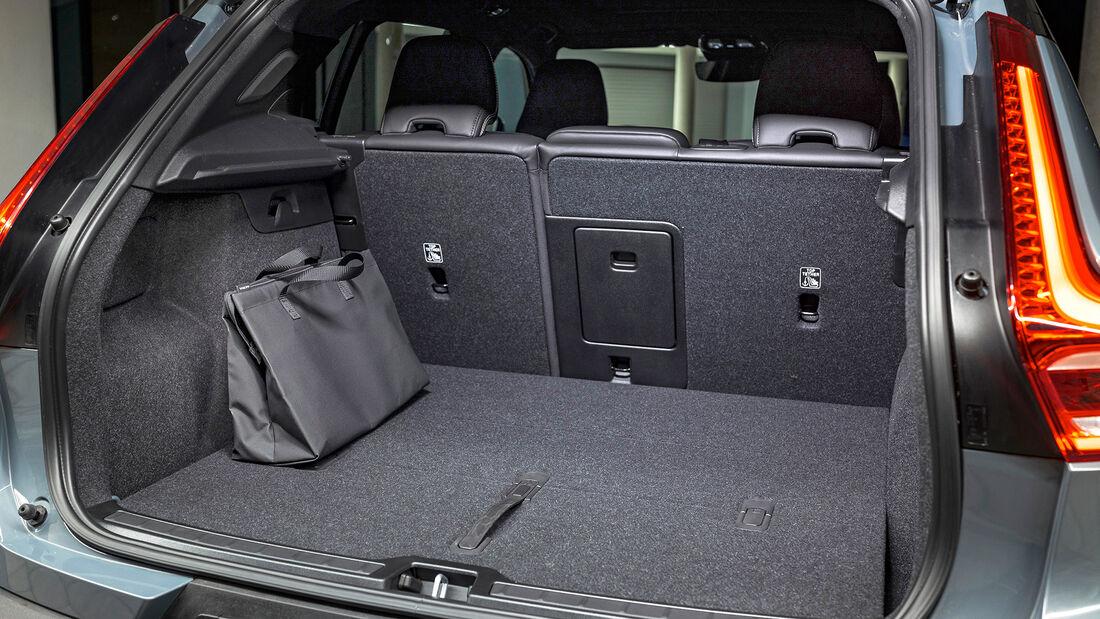 Volvo XC40 Recharge P8 AWD, Interieur