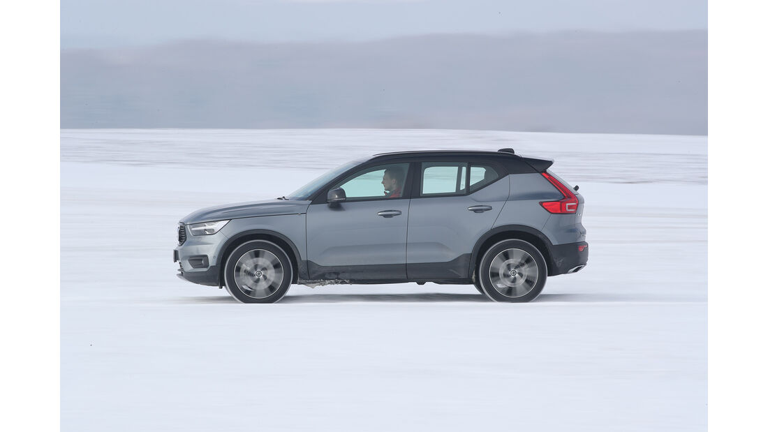 Volvo XC40 T5 AWD, Exterieur