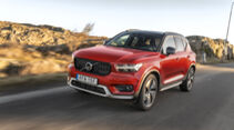 Volvo XC40 T5 Twin Engine, Exterieur