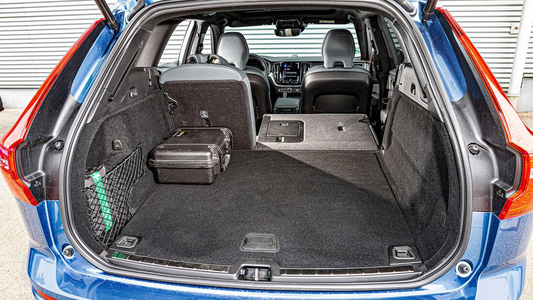 Volvo XC60 B, Vergleich, ams 2420