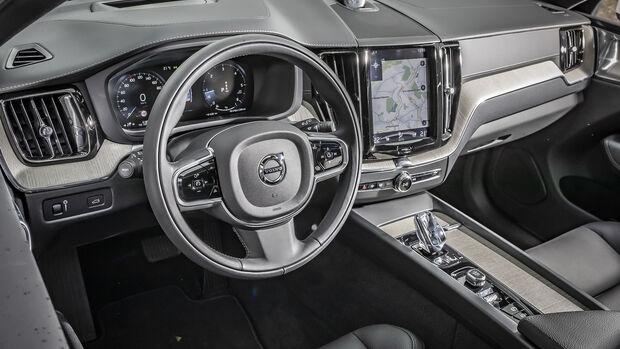 Volvo XC60 B5 AWD, Interieur