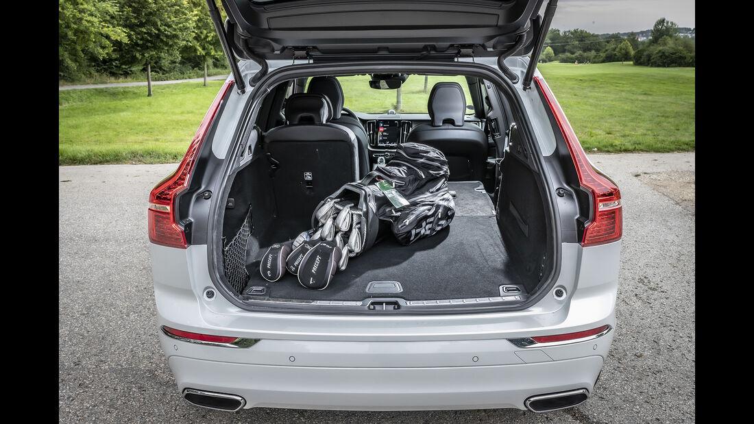 Volvo XC60 B5 AWD, Kofferraum