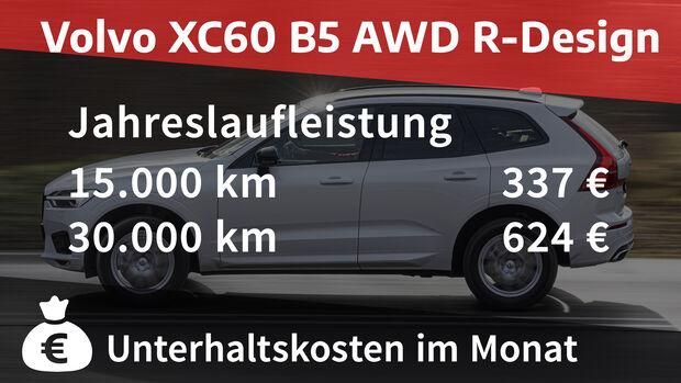 Volvo XC60 B5 AWD R-Design