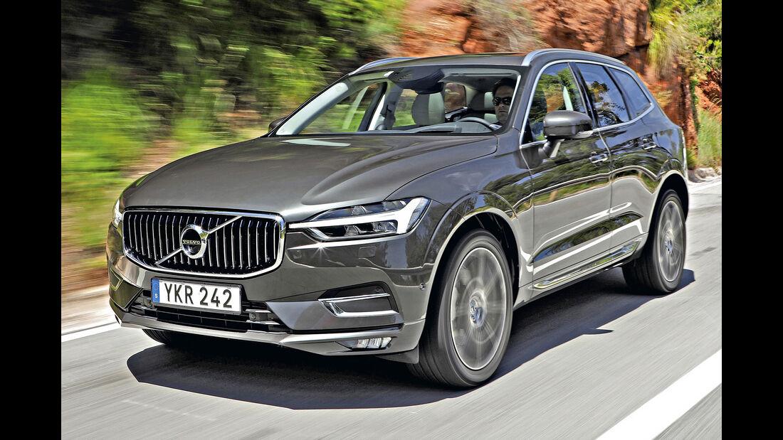 Volvo XC60, Best Cars 2020, Kategorie K Große SUV/Geländewagen