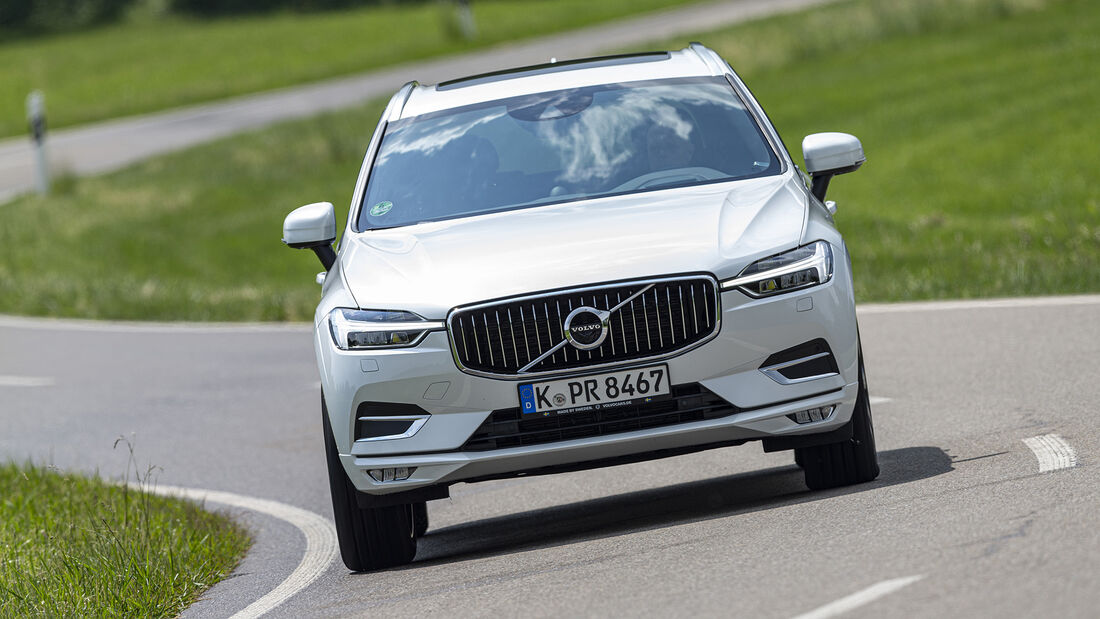 Volvo XC60 Bs AWD Inscription, Exterieur