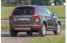 Volvo XC60 D4 AWD, Heckansicht