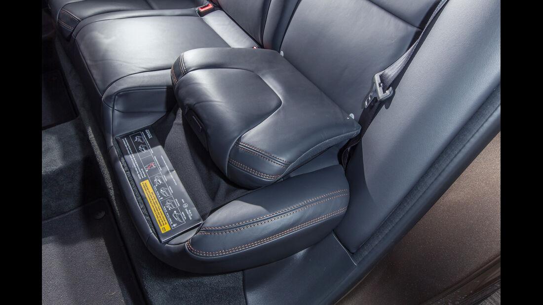 Volvo XC60 D4 AWD, Kindersitz