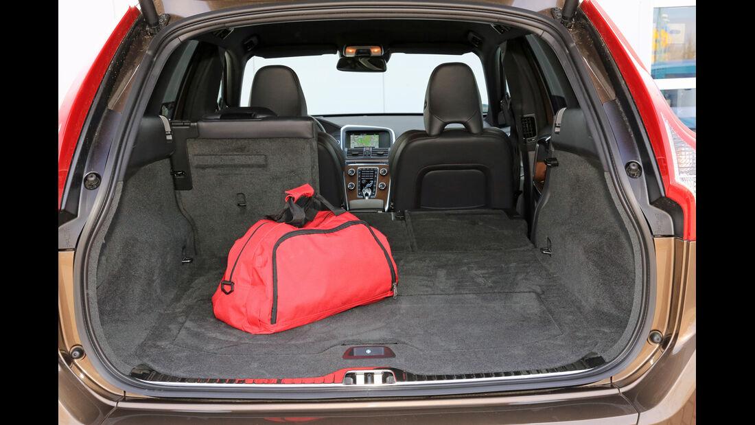 Volvo XC60 D4 AWD, Kofferraum