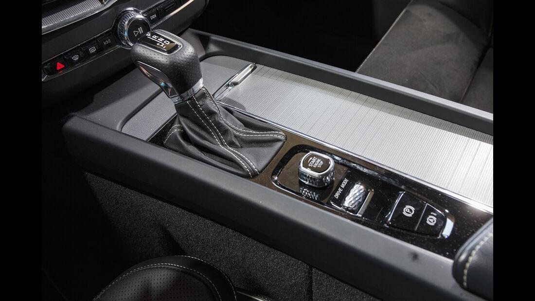 Volvo XC60 D5 AWD, Interieur