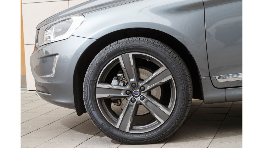 Volvo XC60 D5, Rad, Felge