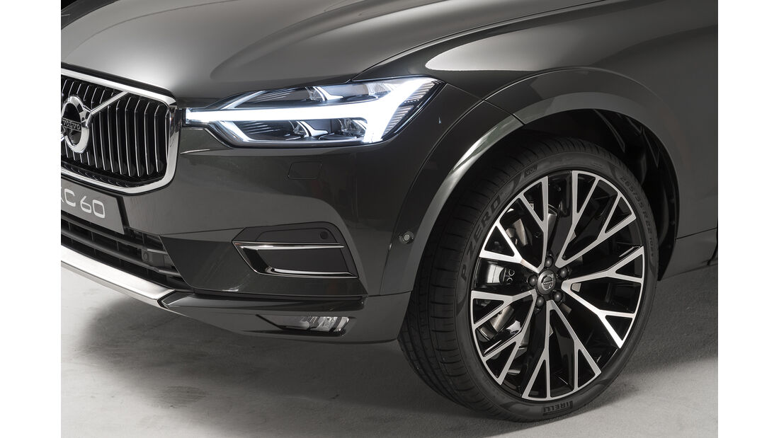 Volvo XC60 Details