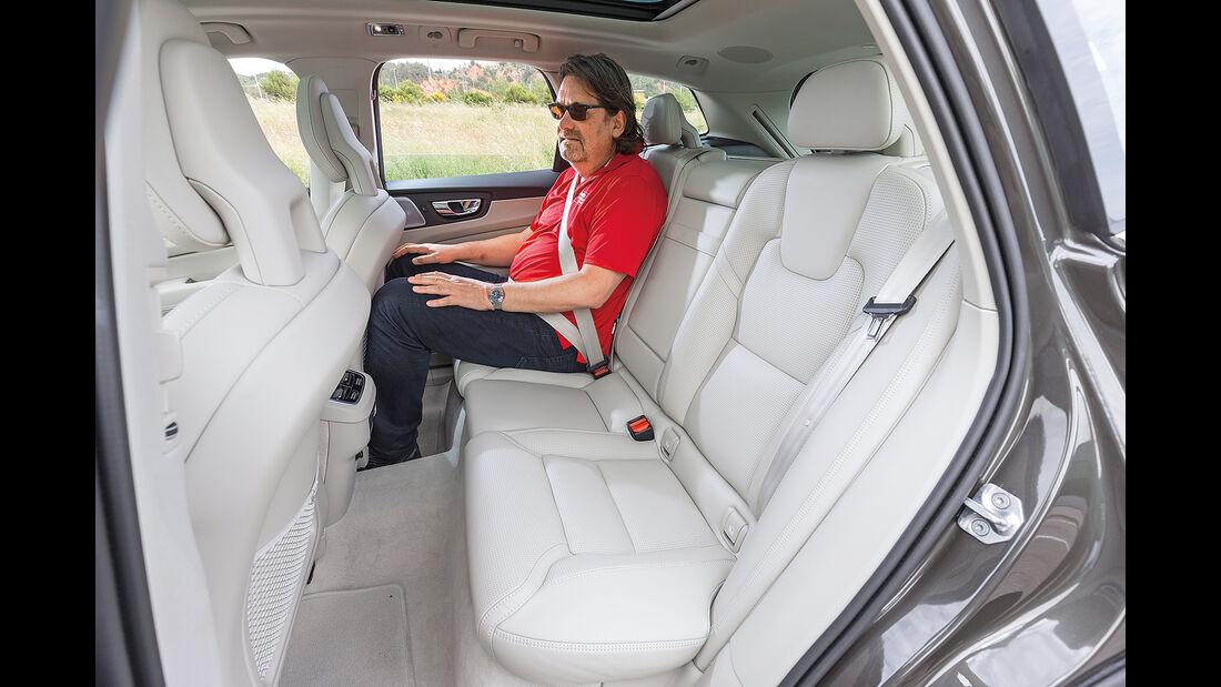 Volvo XC60 Fond