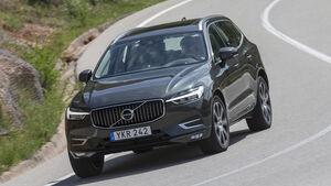 Volvo XC60 Front