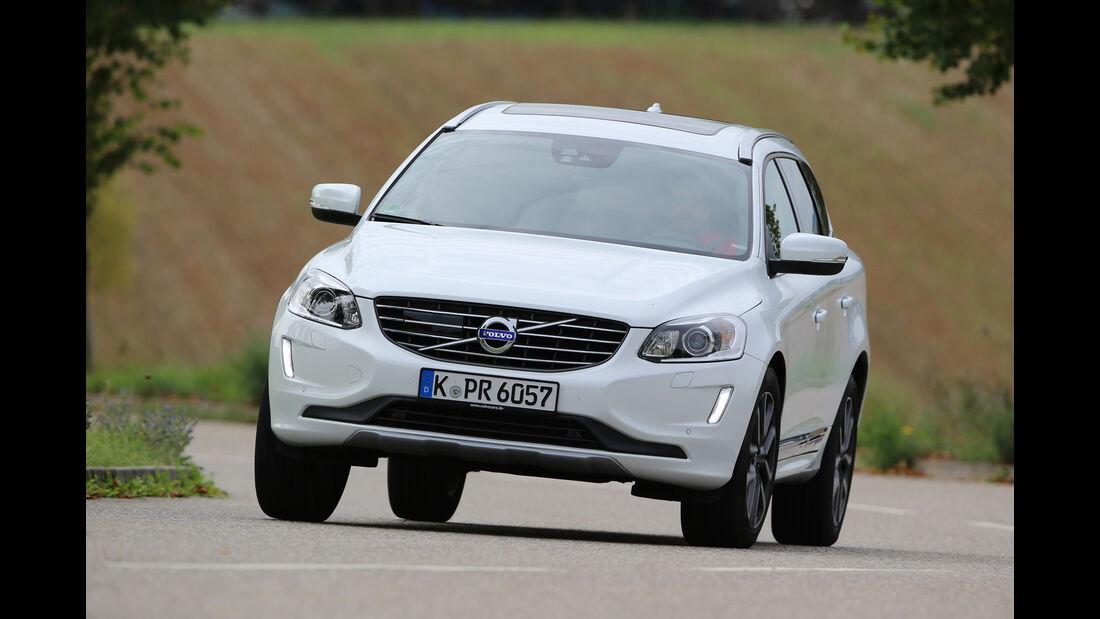 Volvo XC60, Frontansicht