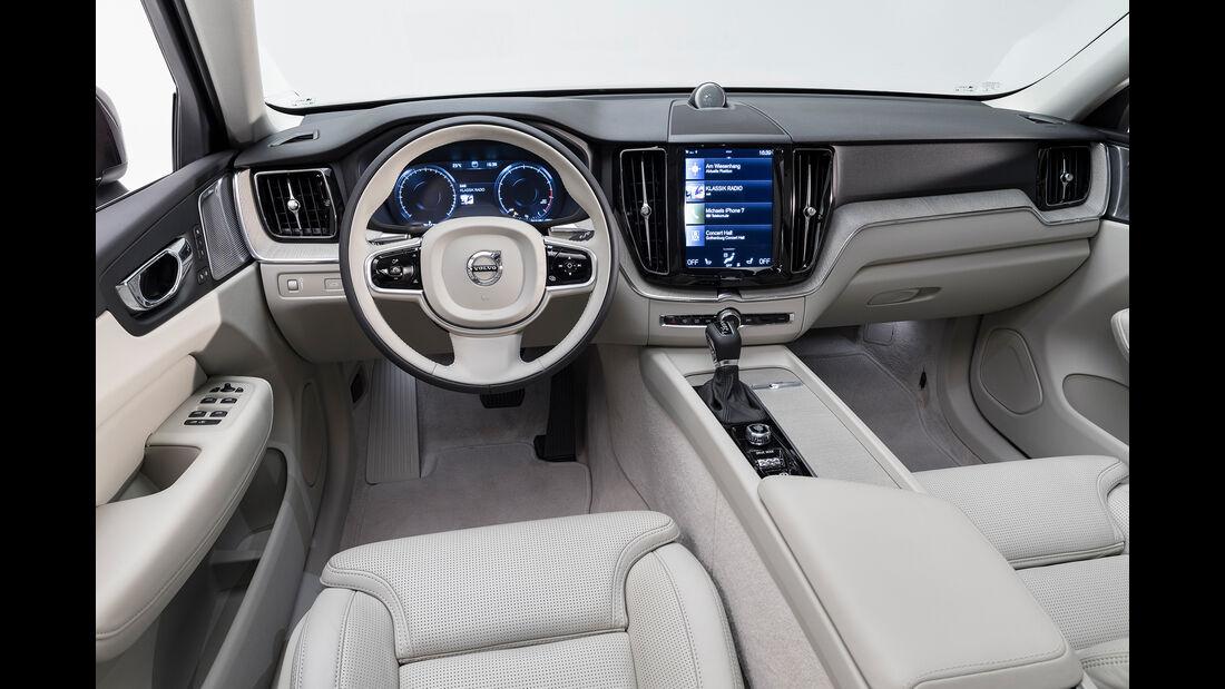 Volvo XC60 Interieur