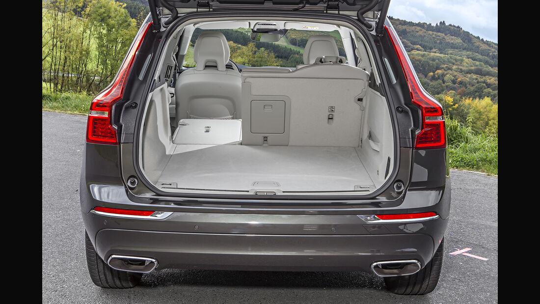 Volvo XC60, Interieur Kofferraum