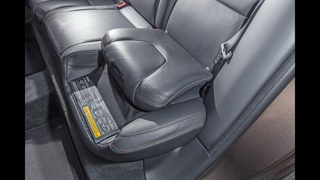 Volvo XC60, Kindersitz