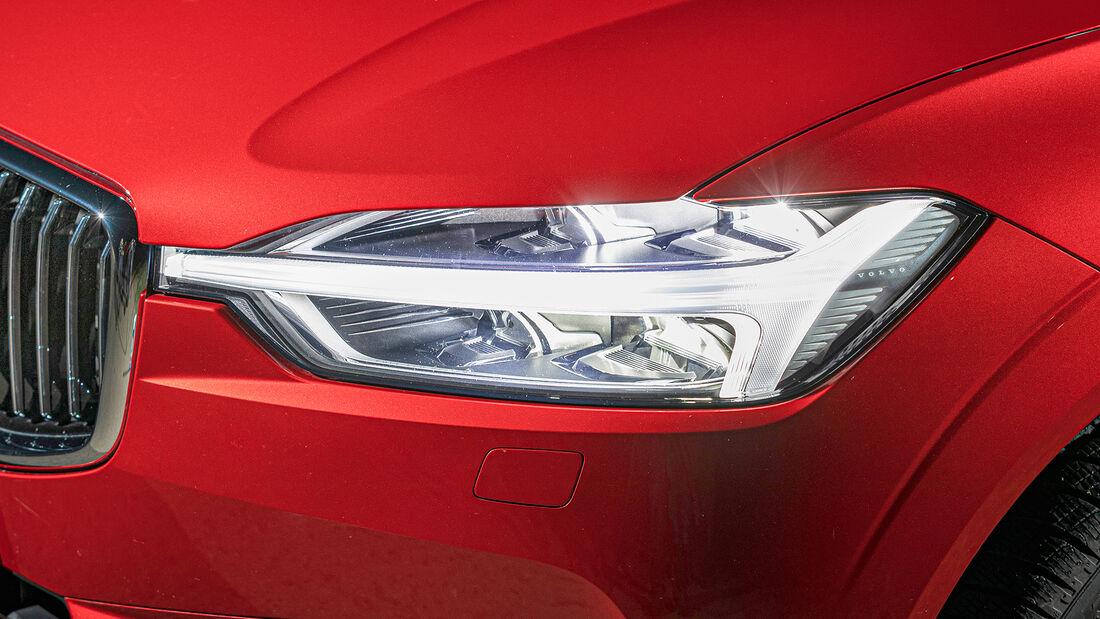 Volvo XC60, Lichttest