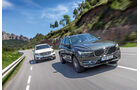 Volvo XC60, Mercedes GLC