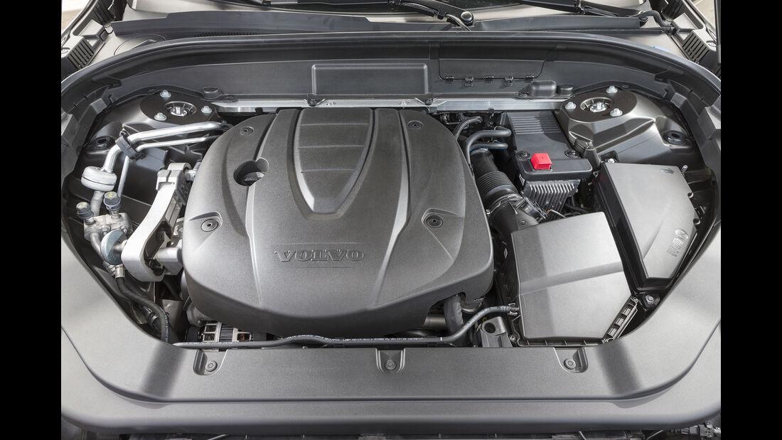 Volvo XC60 Motor