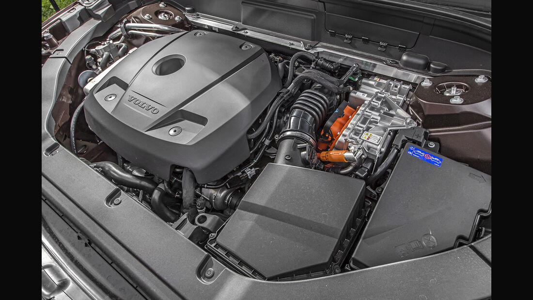 Volvo XC60, Motor T8
