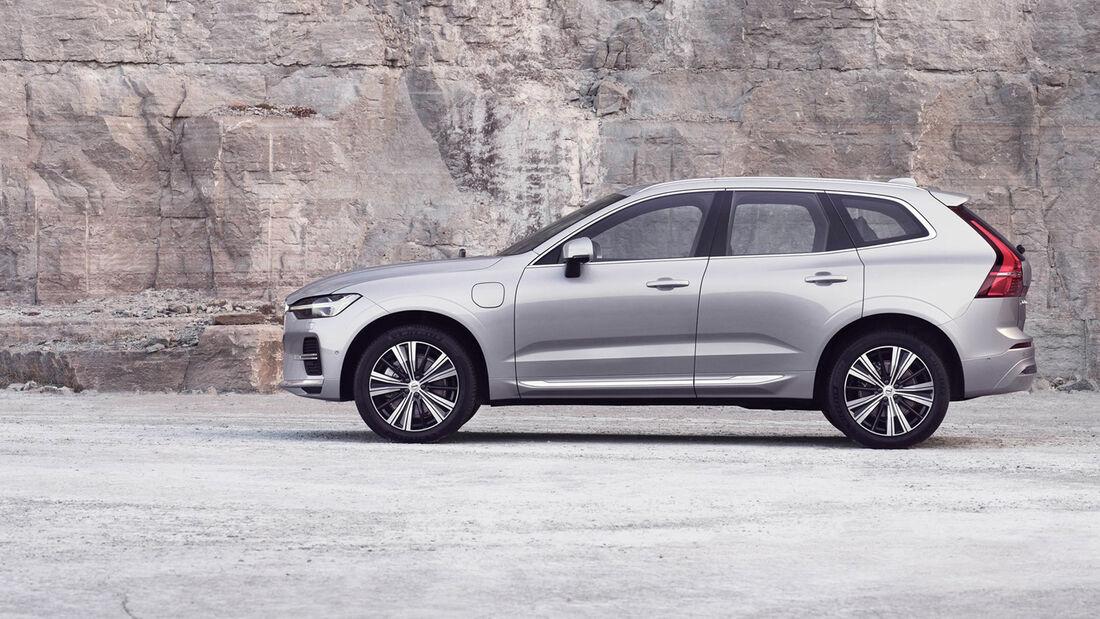 Volvo XC60 SUV Facelift 2021