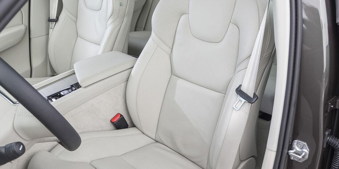 Volvo XC60 Sitze