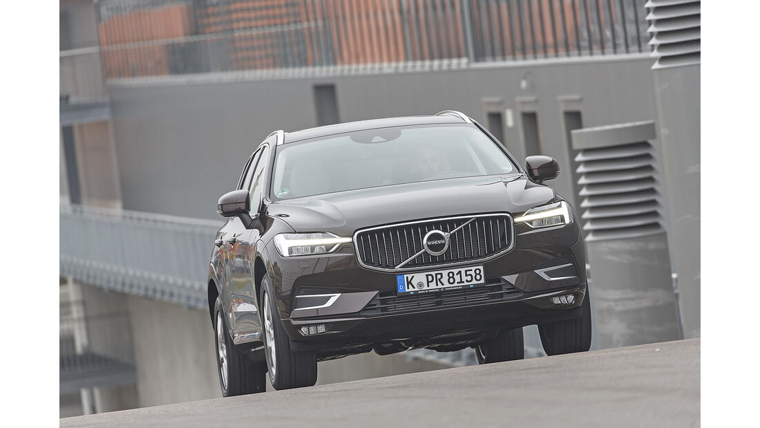 Volvo XC60 T6 AWD, Exterieur