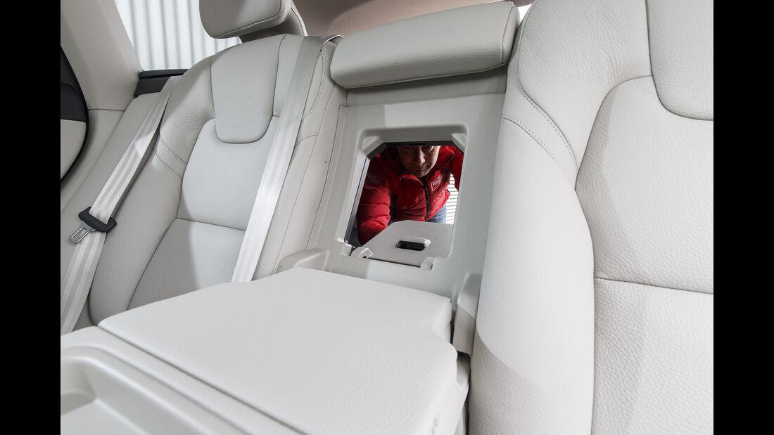 Volvo XC60 T6 AWD, Interieur
