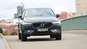 Volvo XC60 T8 Hybrid, Exterieur Front