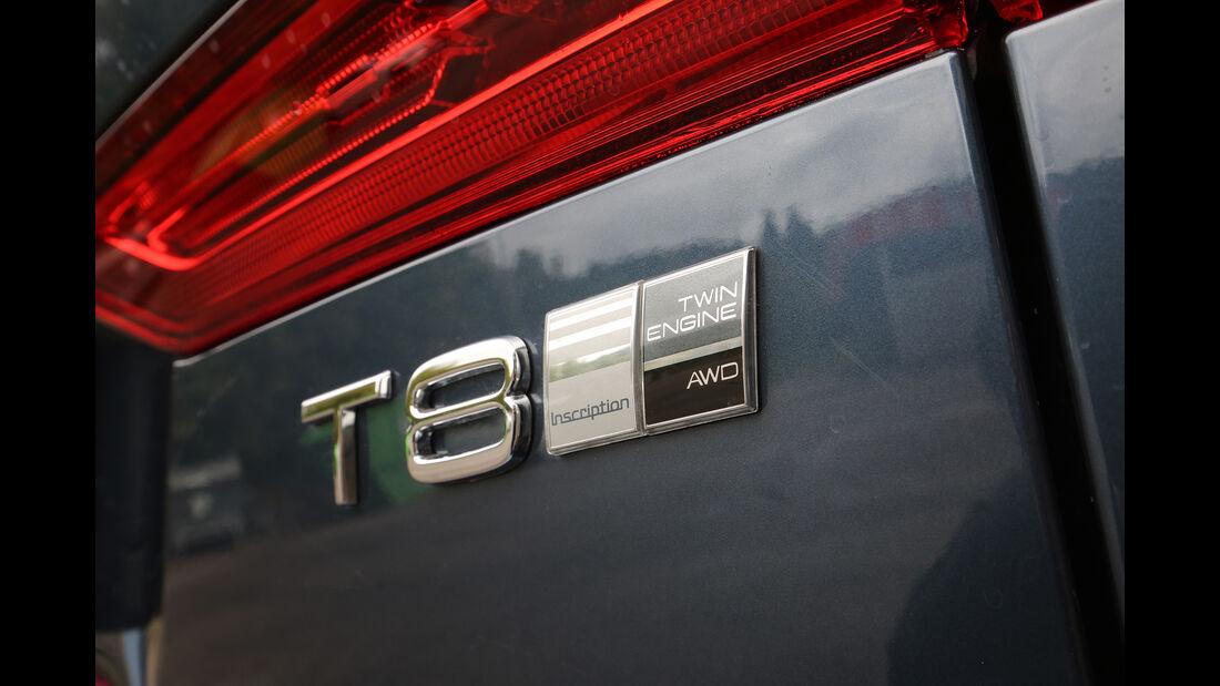 Volvo XC60 T8 Hybrid, Exterieur Heck